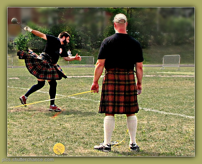 Montreal Highland Games