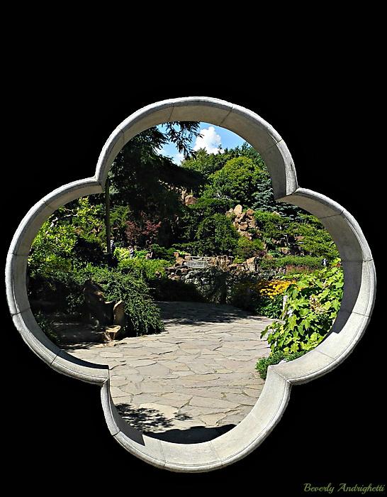 photoblog image The Garden Beckons