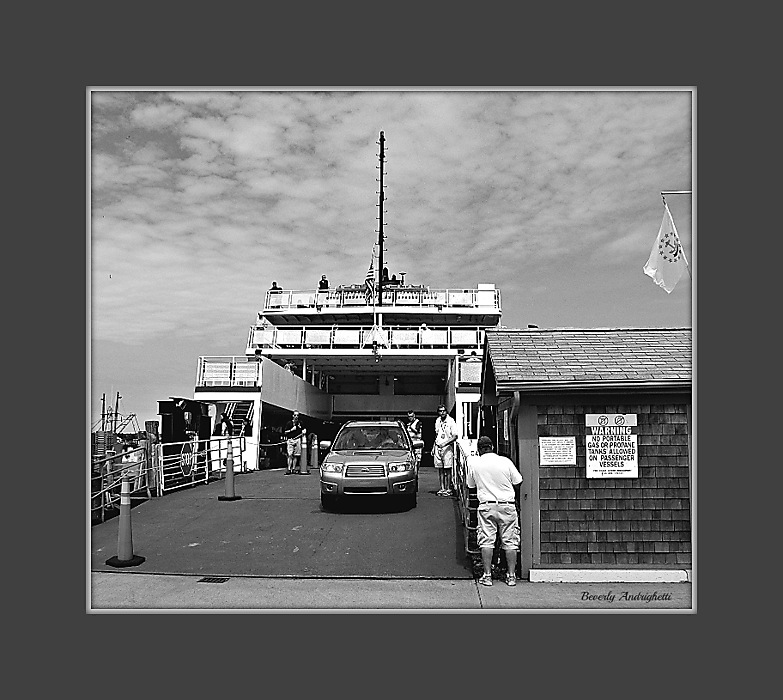photoblog image Boat Friday - Block Island Ferry