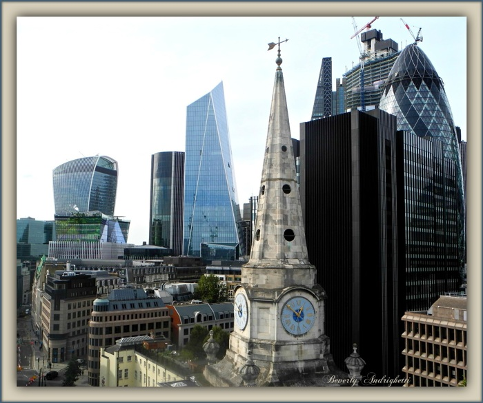 The Old & The New - London